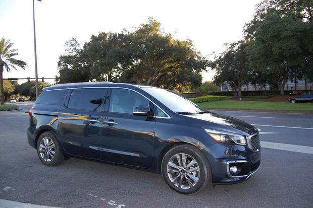 2015 Kia Sedona: Practicality Problems? featured image large thumb4