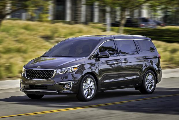 2017 Kia Sedona: New Car Review