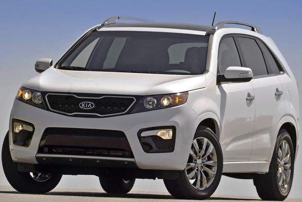 kia suvs with 3rd row seating autos post. Black Bedroom Furniture Sets. Home Design Ideas