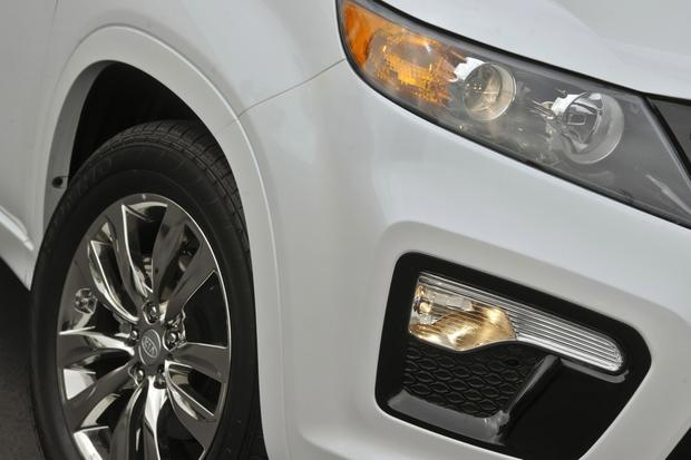 2014 Kia Sorento: New vs. Old featured image large thumb5