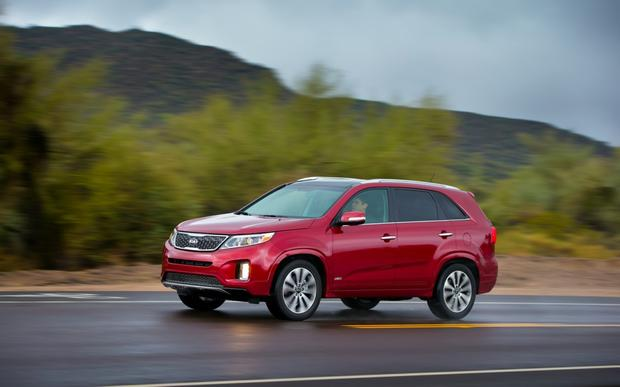2013 Kia Sorento: Used Car Review featured image large thumb5