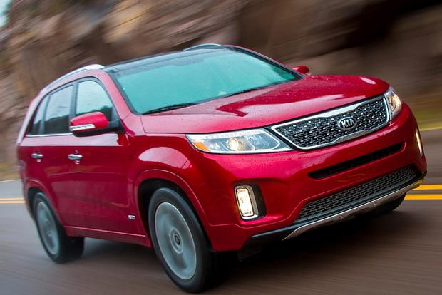 2013 Kia Sorento: Used Car Review featured image large thumb1