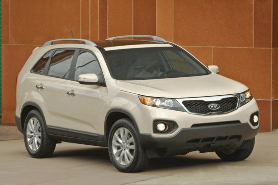 2012 Kia Sorento: New Car Review featured image large thumb1