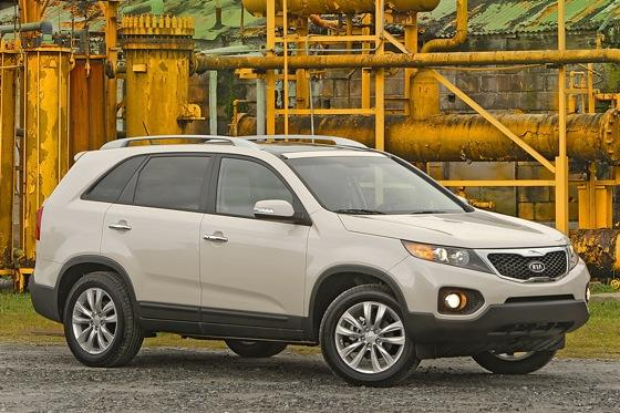 2012 Kia Sorento: New Car Review featured image large thumb2