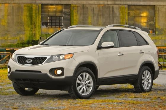 2012 Kia Sorento: New Car Review featured image large thumb3