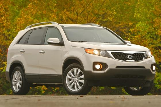 2012 Kia Sorento: New Car Review featured image large thumb5