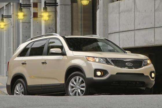 2012 Kia Sorento: New Car Review featured image large thumb6