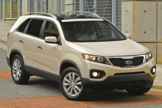 2013 Kia Sorento: New Car Review featured image large thumb7
