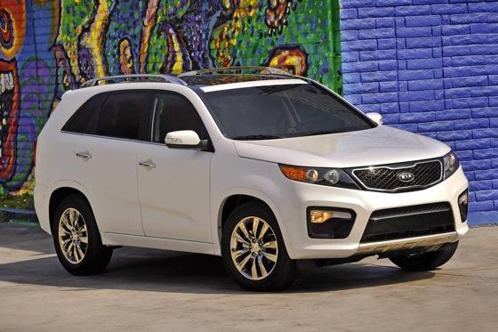 2012 Kia Sorento: New Car Review featured image large thumb10