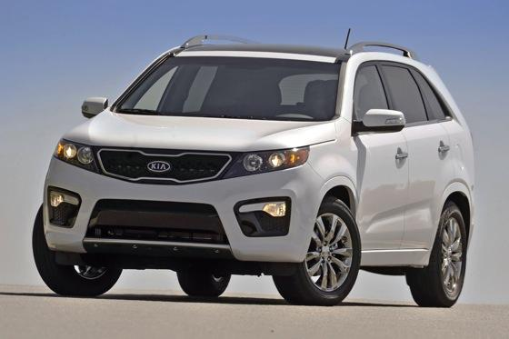 2012 Kia Sorento: New Car Review featured image large thumb11