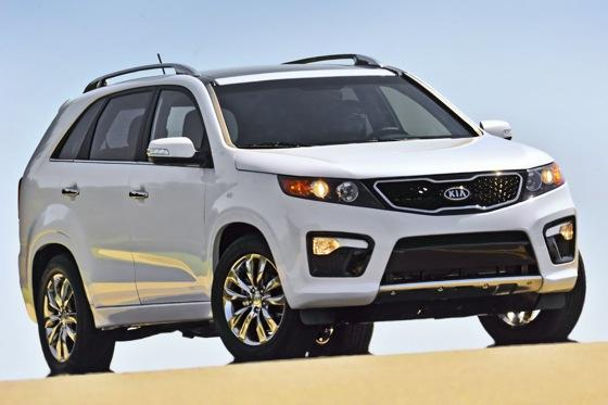 2013 Kia Sorento: New Car Review featured image large thumb12