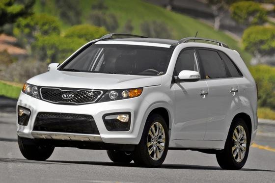 2012 Kia Sorento: New Car Review featured image large thumb14