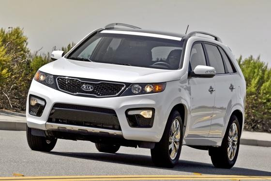 2012 Kia Sorento: New Car Review featured image large thumb15