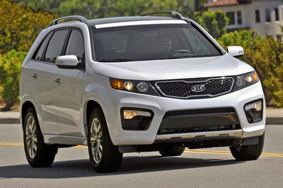 2012 Kia Sorento: New Car Review featured image large thumb16