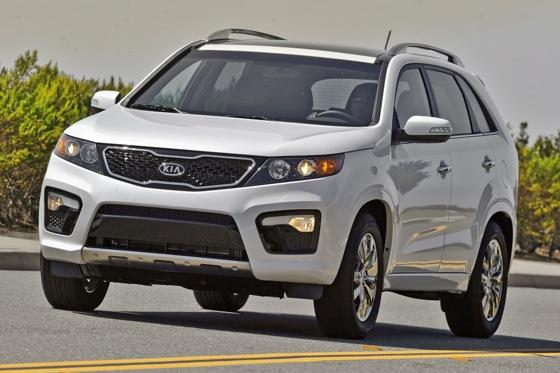 2012 Kia Sorento: New Car Review featured image large thumb17