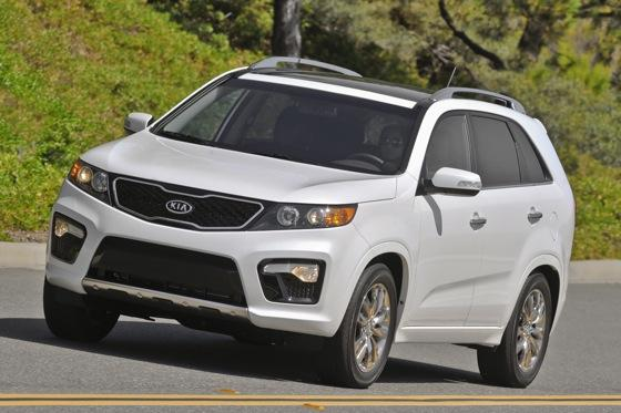 2012 Kia Sorento: New Car Review featured image large thumb18