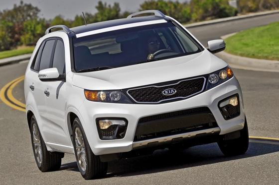 2012 Kia Sorento: New Car Review featured image large thumb19