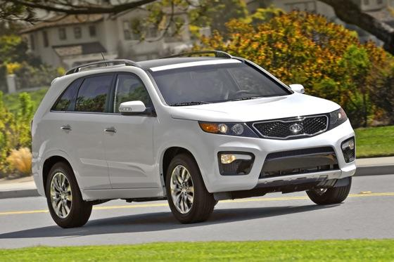 2012 Kia Sorento: New Car Review featured image large thumb20