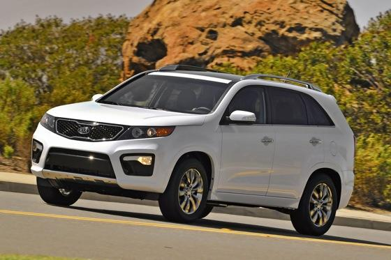 2012 Kia Sorento: New Car Review featured image large thumb21