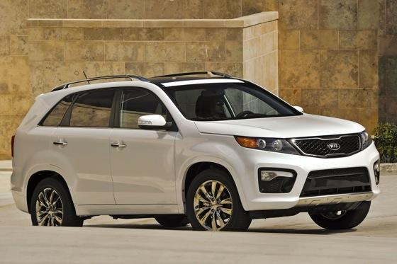 2012 Kia Sorento: New Car Review featured image large thumb22