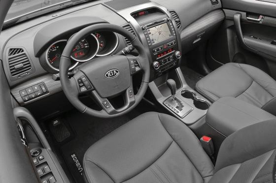 2012 Kia Sorento: New Car Review featured image large thumb23