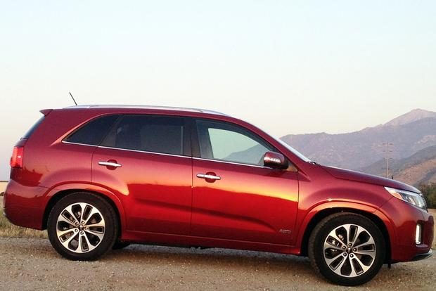 2014 Kia Sorento: New Car Review featured image large thumb31