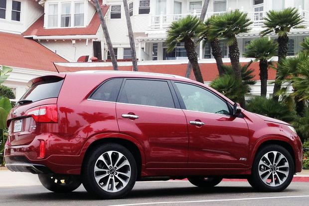 2014 Kia Sorento: New Car Review featured image large thumb34