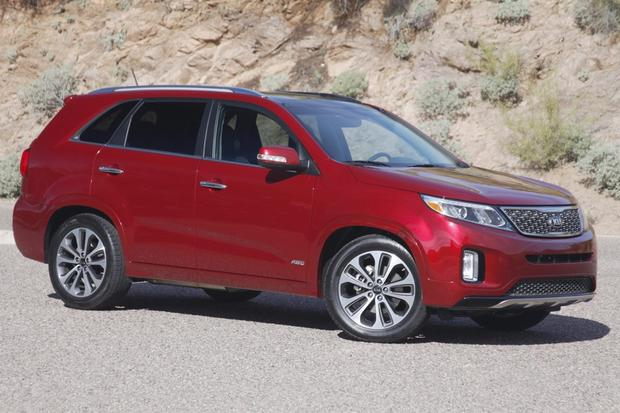 2014 Kia Sorento SX: Long-Term Introduction