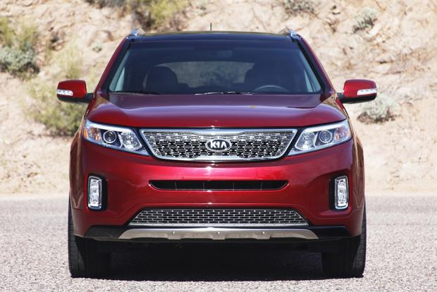 2014 Kia Sorento SX: Long-Term Introduction featured image large thumb1