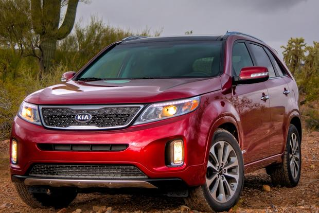 2014 Kia Sorento New Car Review