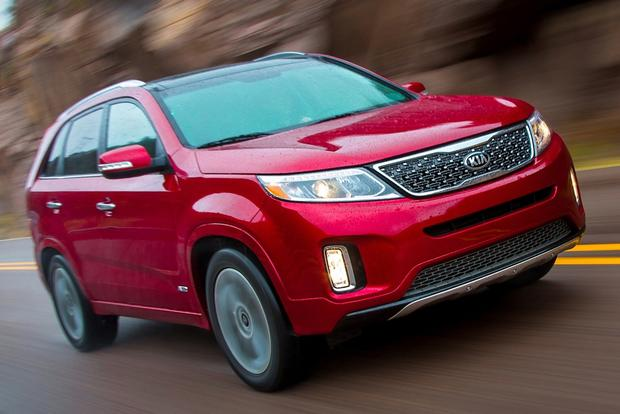 2014 Kia Sorento: New Car Review featured image large thumb9