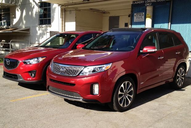 2014 Kia Sorento SX: The Size of the Prize featured image large thumb0