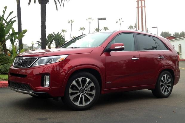 2014 Kia Sorento: New Car Review featured image large thumb33