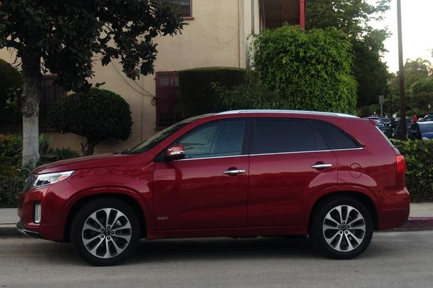 2014 Kia Sorento: New Car Review featured image large thumb58