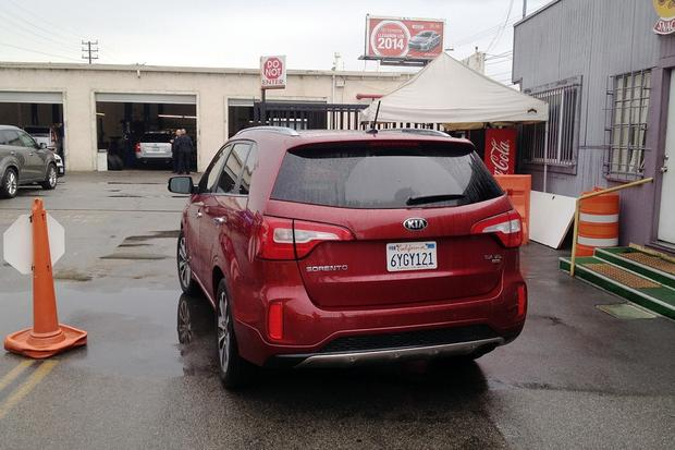 2014 Kia Sorento: New Car Review featured image large thumb41