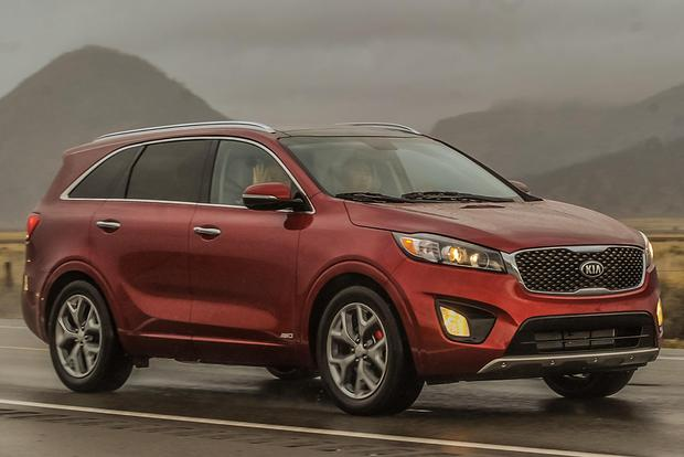 2016 Kia Sorento First Drive Review Autotrader