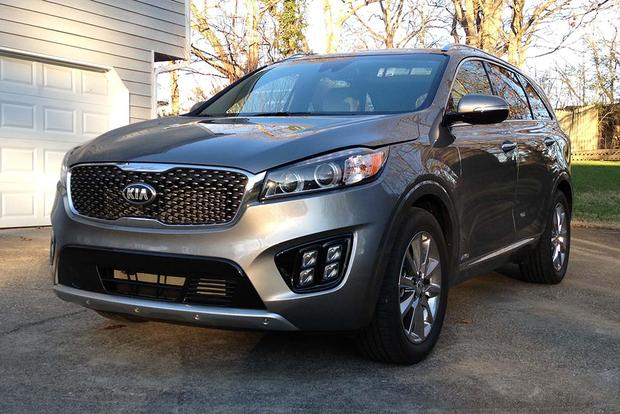 2014 kia sorento new vs old autotrader. Black Bedroom Furniture Sets. Home Design Ideas