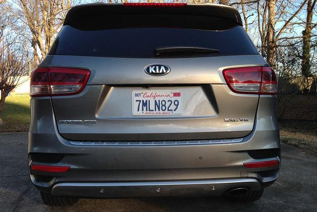 2016 Kia Sorento SXL: Real World Review featured image large thumb3
