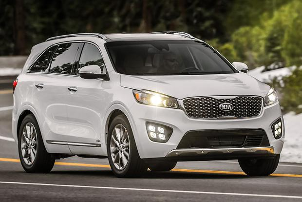 2017 Kia Sorento: New Car Review featured image large thumb2