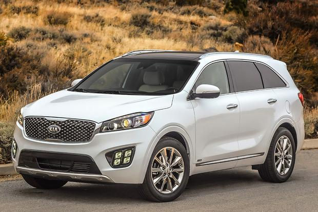 2017 Kia Sorento: New Car Review featured image large thumb1