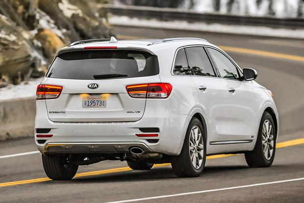 2018 Vs. 2019 Kia Sorento: What's The Difference?