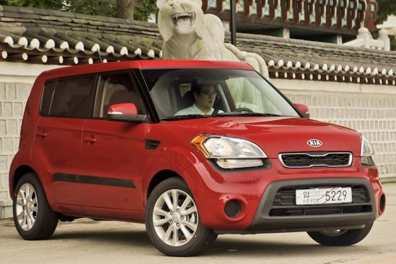 2012 kia soul new car review autotrader. Black Bedroom Furniture Sets. Home Design Ideas