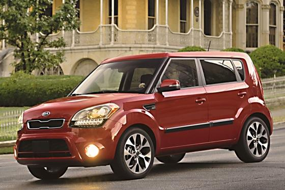 2012 Kia Soul: New Car Review featured image large thumb3