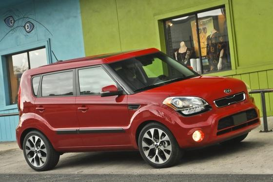 2012 Kia Soul: New Car Review featured image large thumb12