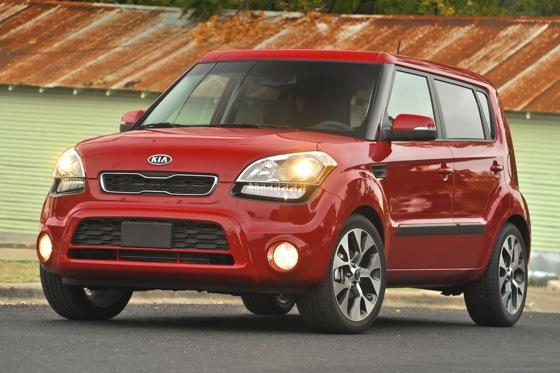2012 Kia Soul: New Car Review featured image large thumb13
