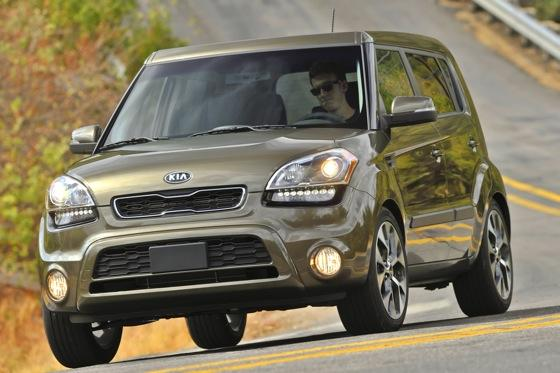 2013 kia soul new car review autotrader. Black Bedroom Furniture Sets. Home Design Ideas