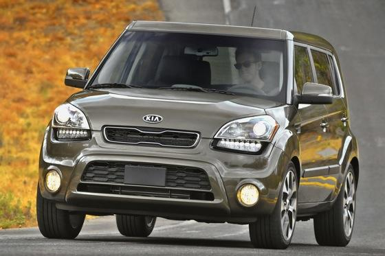 2012 Kia Soul: New Car Review featured image large thumb24