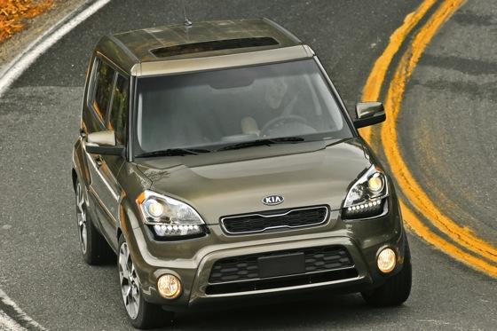2013 Kia Soul: New Car Review featured image large thumb32