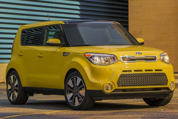 2014 Kia Soul: New Car Review - Autotrader