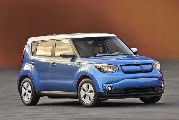 2016 Kia Soul Ev New Car Review Autotrader